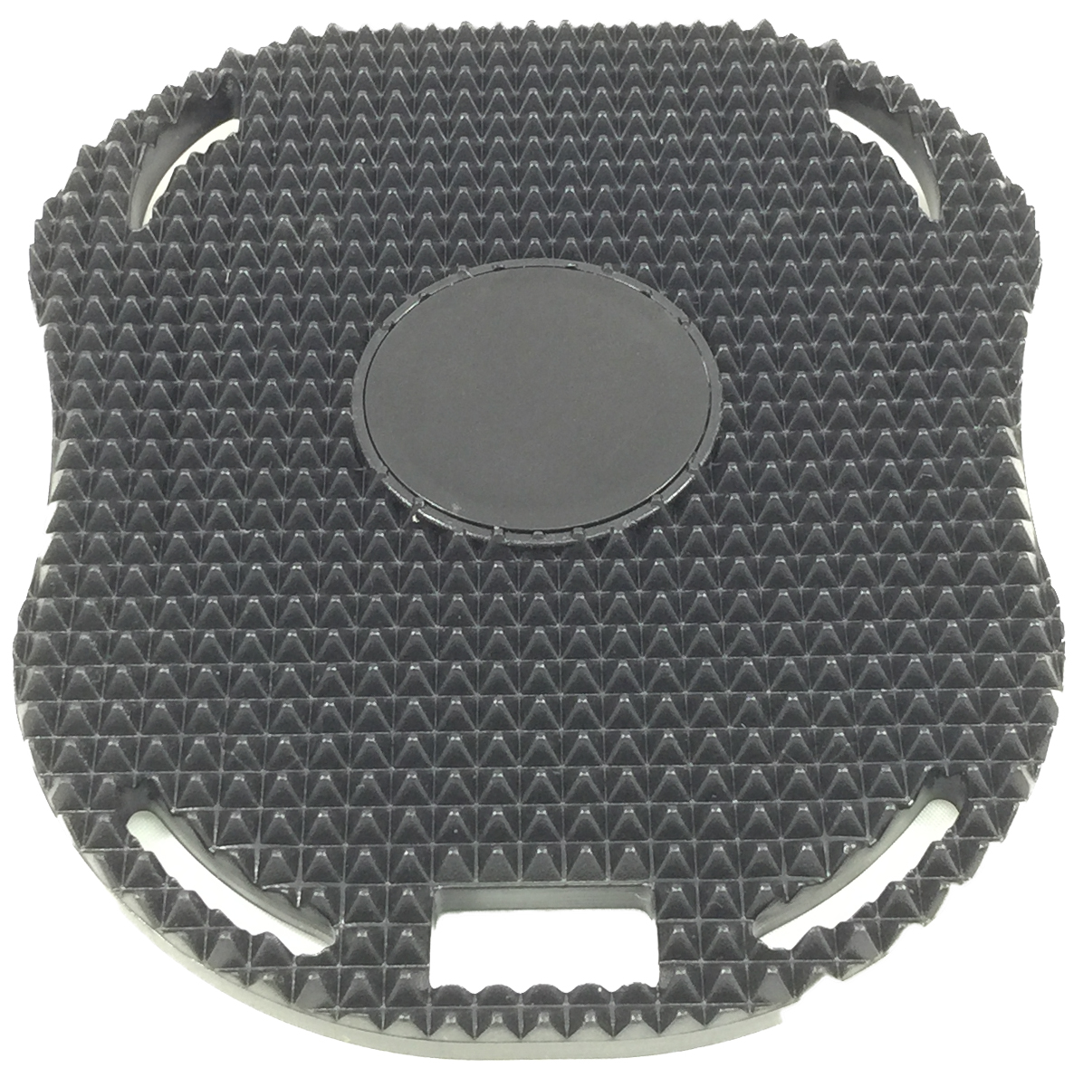 magnetic foot pad back